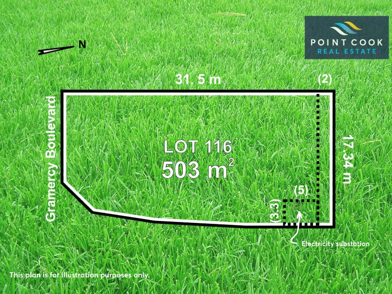 Lot 116 Gramercy Boulevard, Point Cook, Vic 3030