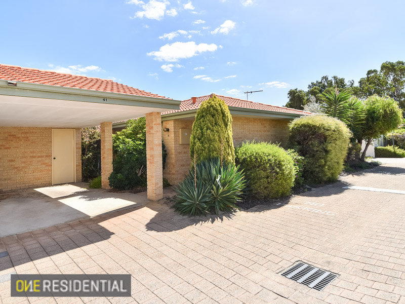 41/35 Winnacott Street, Willagee, WA 6156