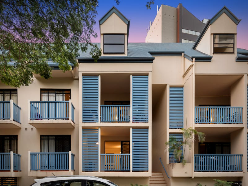 4/85 Berry Street, Spring Hill, Qld 4000
