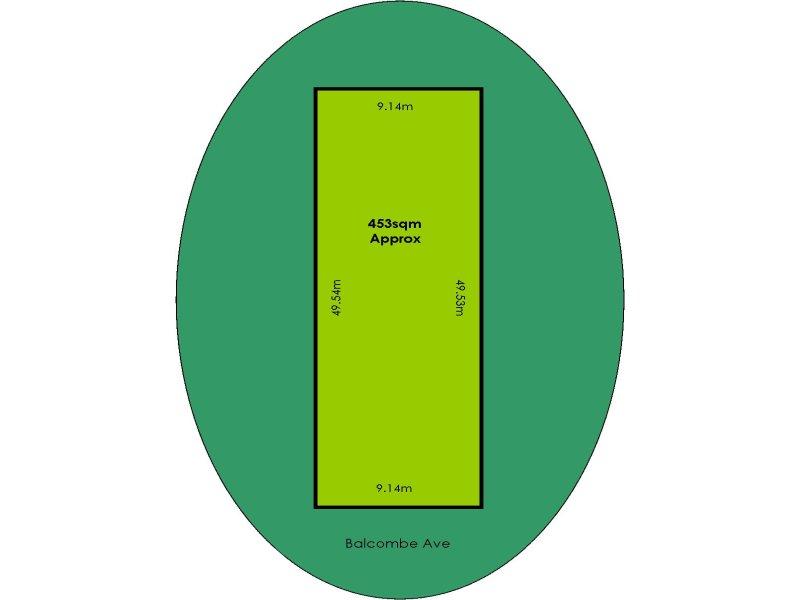 Lot 1, 63 Balcombe Avenue, Seaton, SA 5023
