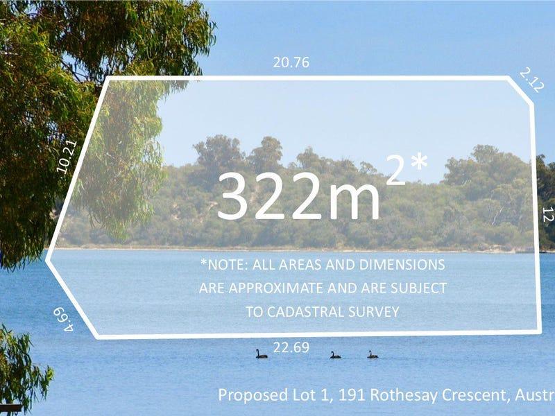 PL1/191 Rothesay Crescent, Australind