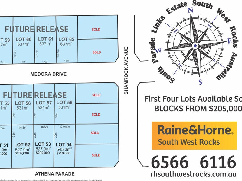Lot 17, Shamrock Ave, South West Rocks, NSW 2431