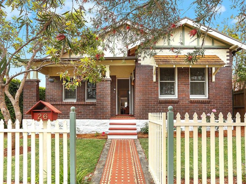 26 Ercildoune Avenue, Beverley Park, NSW 2217