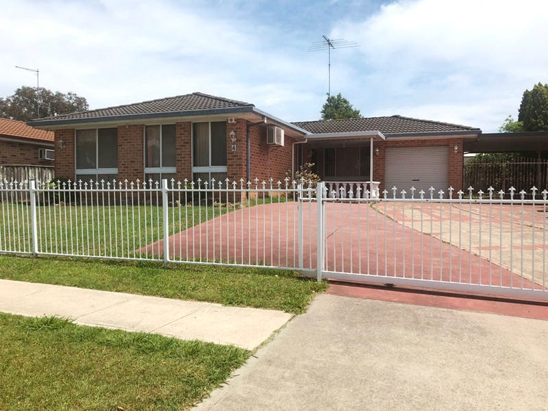 4 RUPERTSWOOD ROAD, Rooty Hill, NSW 2766
