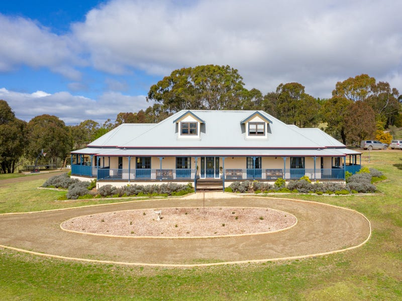 713 Nunans Hill Road, Hazelgrove, Oberon, NSW 2787