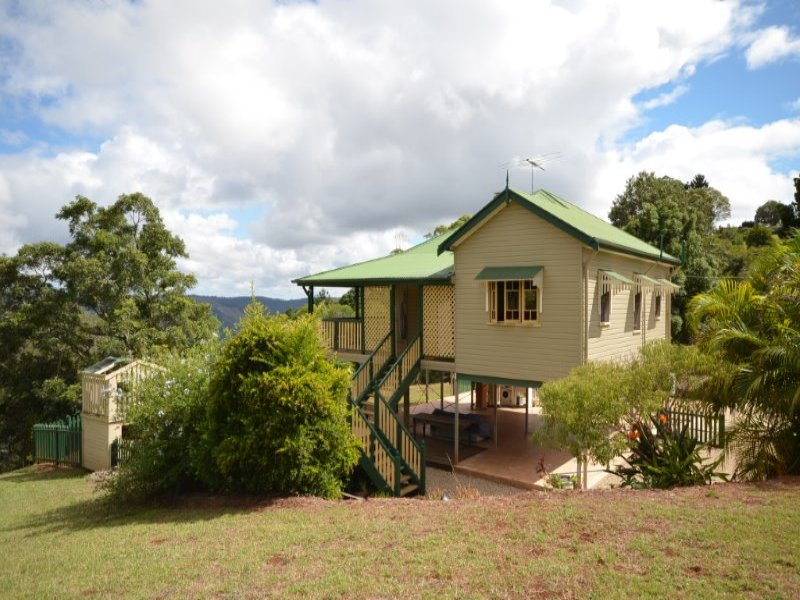 2175 Beechmont road, Beechmont, Qld 4211