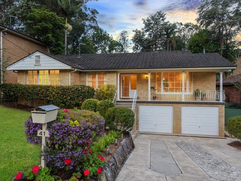 41 Cambridge Avenue, North Rocks, NSW 2151
