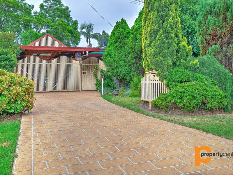 7 Westbank Avenue, Emu Plains, NSW 2750