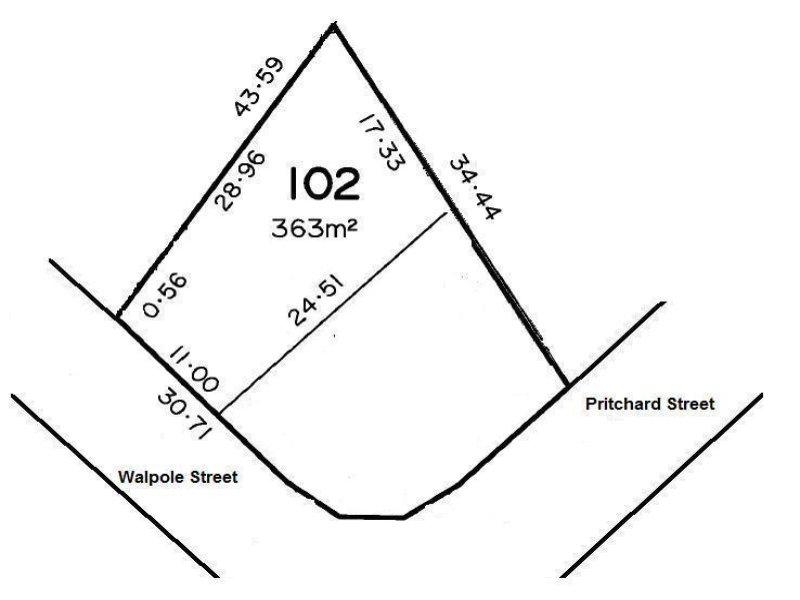 Lot 102 Walpole Street, Davoren Park, SA 5113