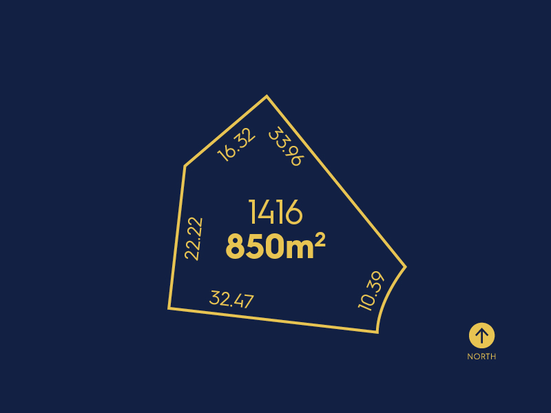 Lot 1416, 1880 Thompsons Road, Clyde North, Vic 3978