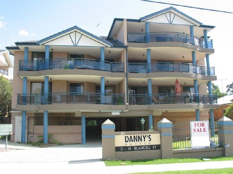 8/12-16 Blaxcell Street, Granville, NSW 2142