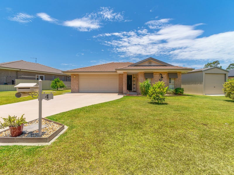 4 Celtic Circuit, Townsend, NSW 2463