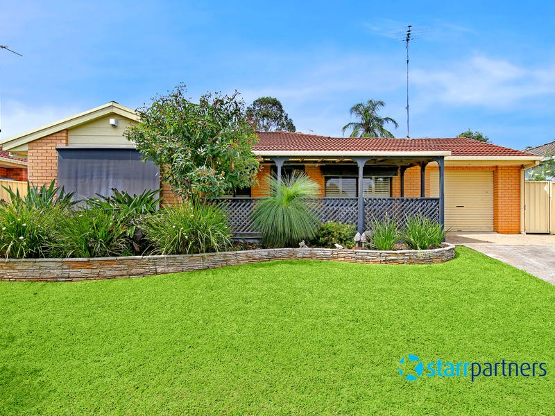 32 Benbury Street, Quakers Hill, NSW 2763