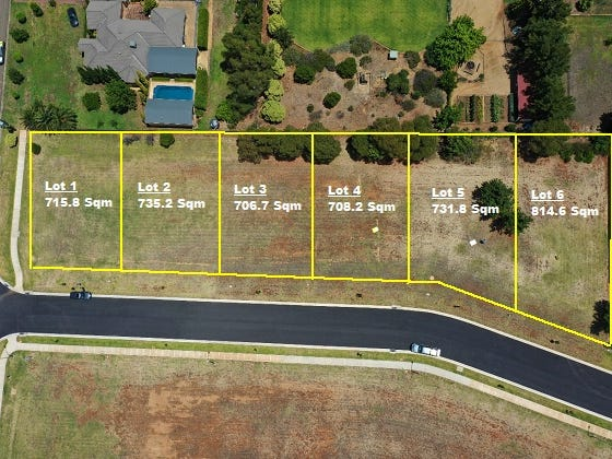 Lots 1-6 Nellee Place, Young, NSW 2594
