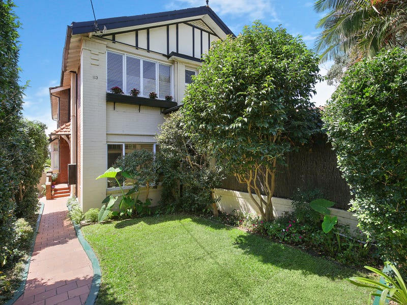 1/113 Middle Head Road, Mosman, NSW 2088