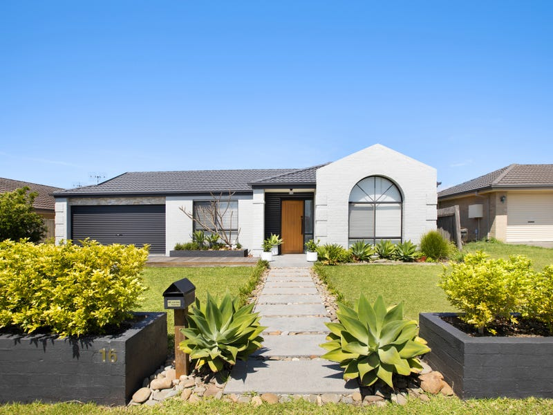 16 Guinea Flower Crescent, Worrigee, NSW 2540