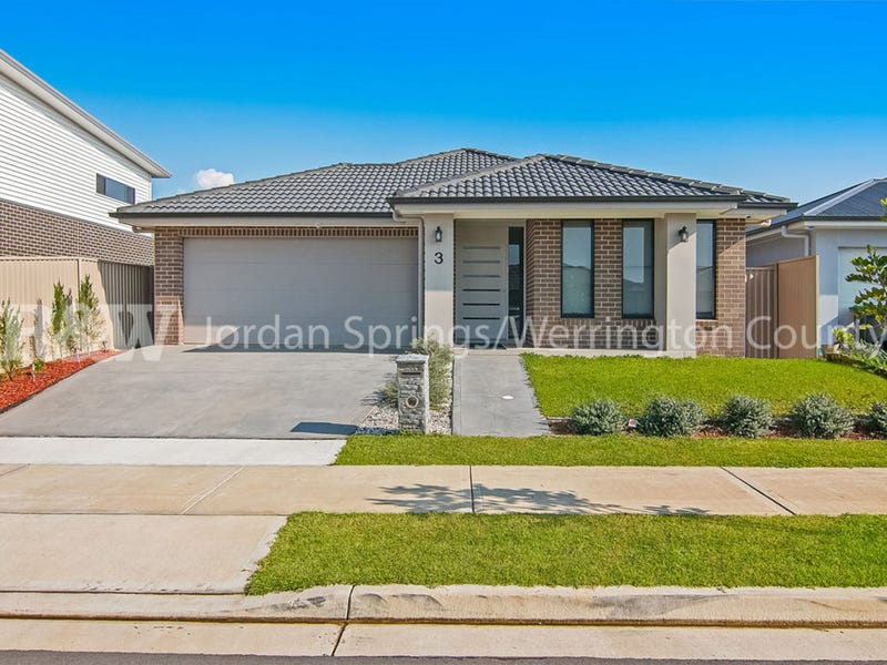 3 Wallara Green, Jordan Springs, NSW 2747
