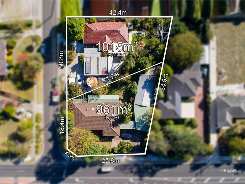 480 Scoresby Road & 4 Anne Road, Knoxfield