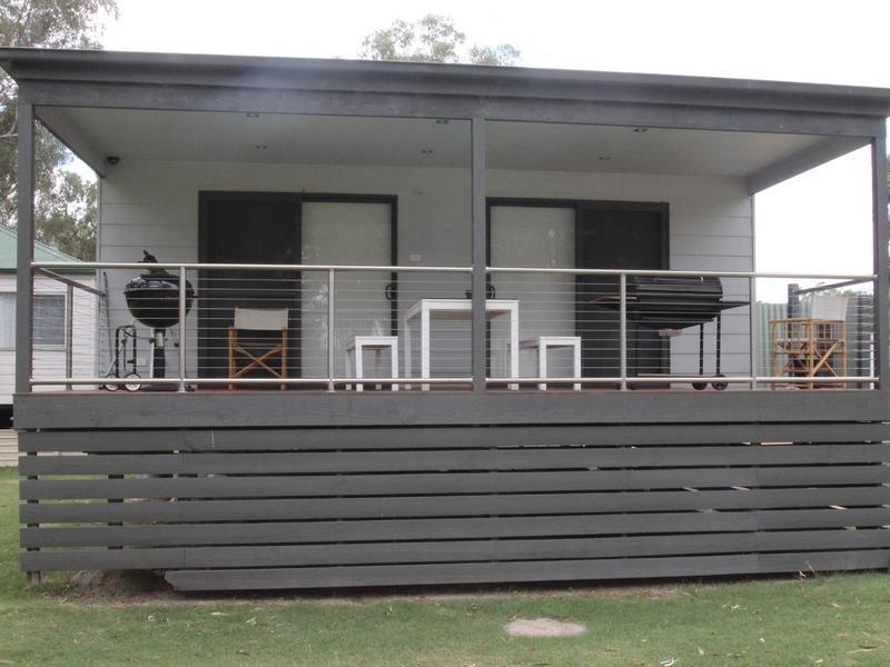 Cabin 20 Bushlands Resort, Tocumwal