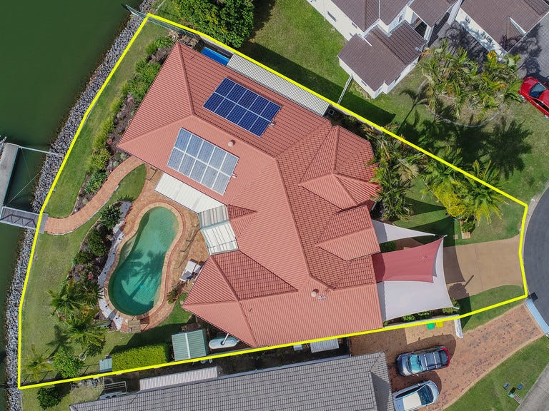 43 Saltwater Terrace, Helensvale, Qld 4212