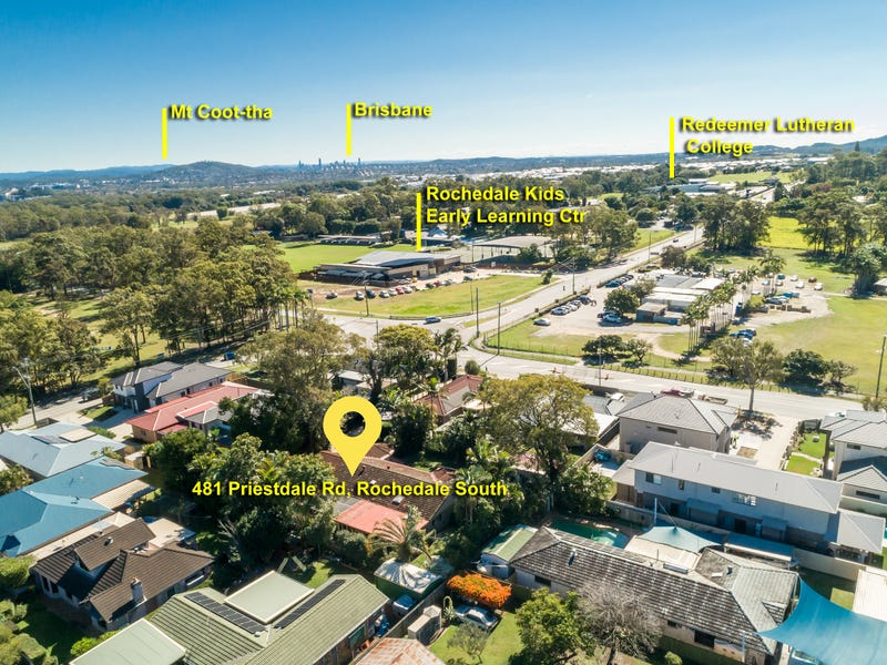 481 Priestdale Road, Rochedale South, Qld 4123