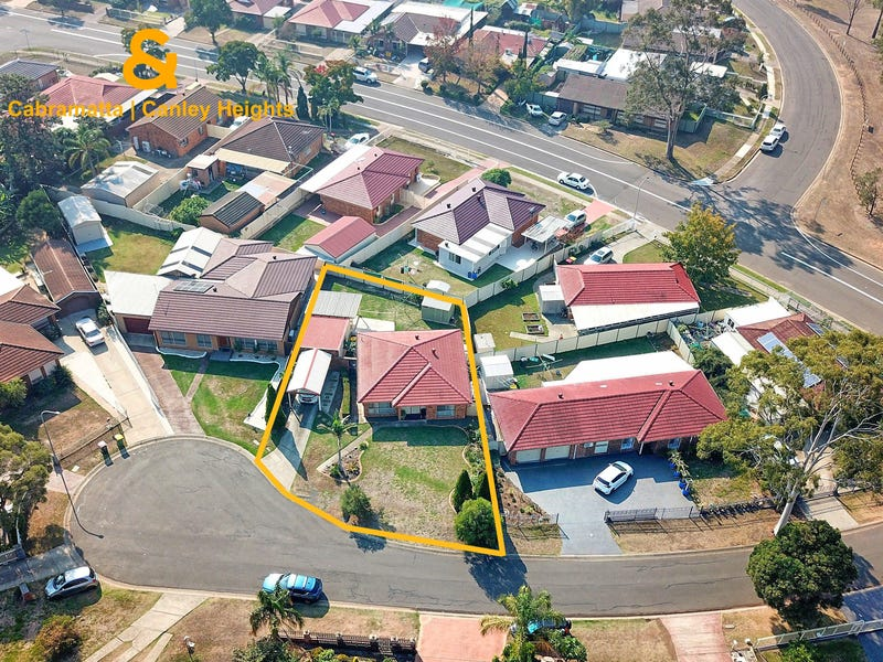 10 LAROW PLACE, Bonnyrigg, NSW 2177