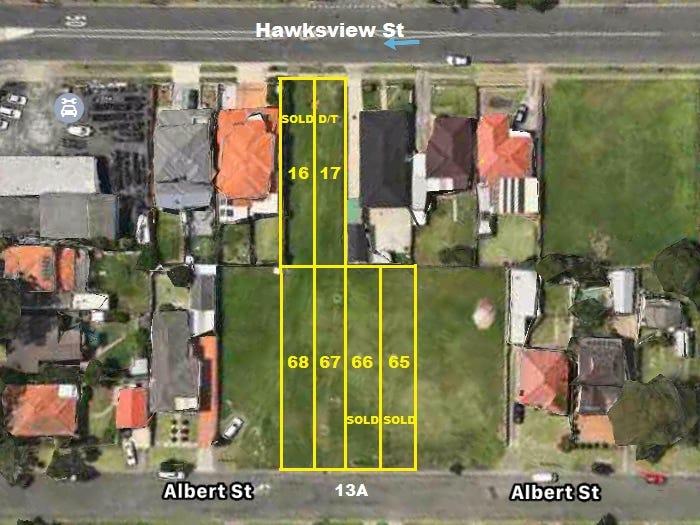 Lot 67 & 68 13A Albert Street, Guildford, NSW 2161