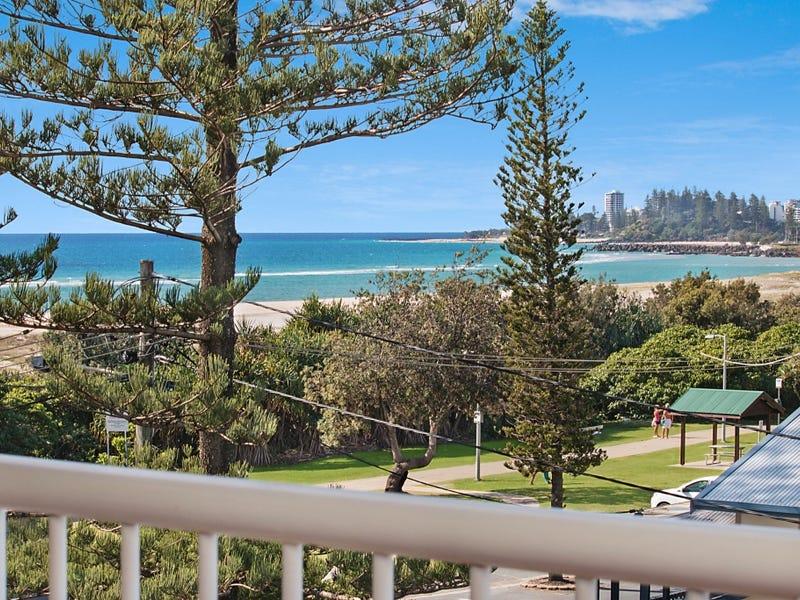 6/34 `Beach Pines' - Pacific Parade, Bilinga, Qld 4225