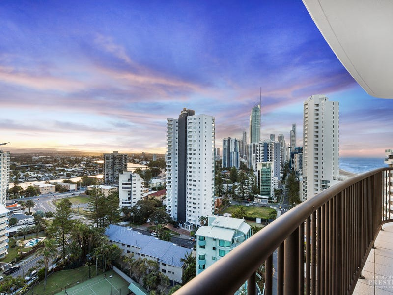 18D/4 Old Burleigh Road, Surfers Paradise