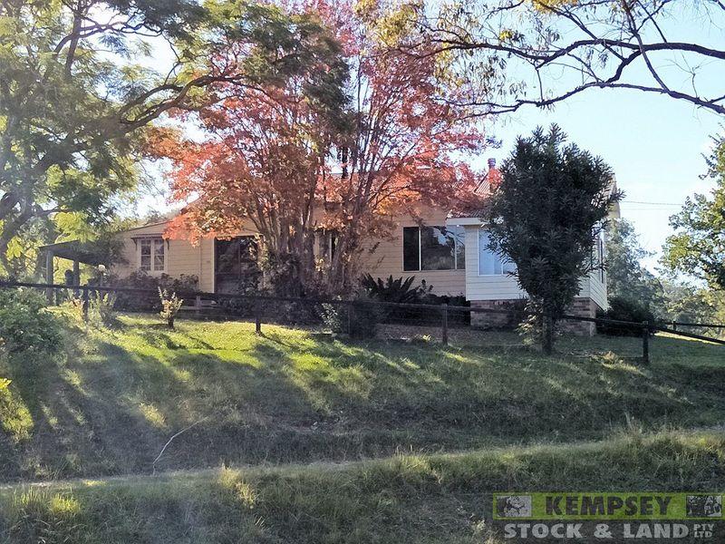 1279 Nulla Nulla Creek Road, Bellbrook, NSW 2440