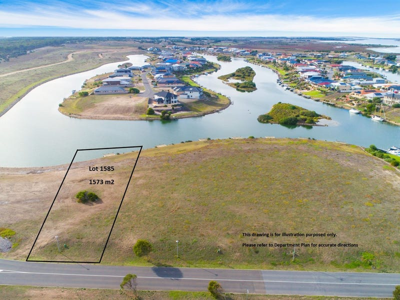 Lot 1585 Providence Place, Hindmarsh Island, SA 5214