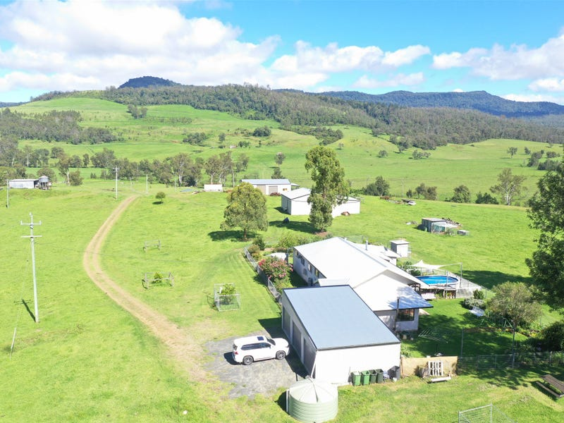 640 Beaury Creek Road, Urbenville, NSW 2475