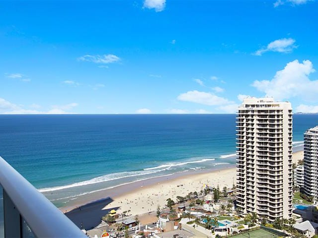 22506/3113 Gold Coast Highway, Surfers Paradise, Qld 4217