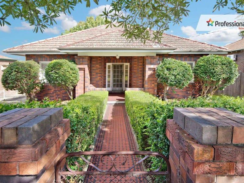 12 Isabel Street, Belmore, NSW 2192