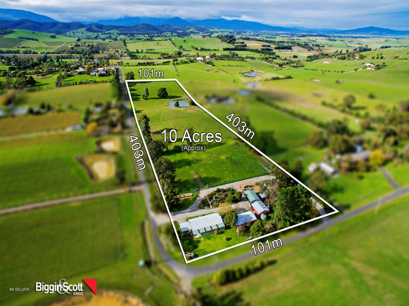 105 Wills Road, Dixons Creek, Vic 3775