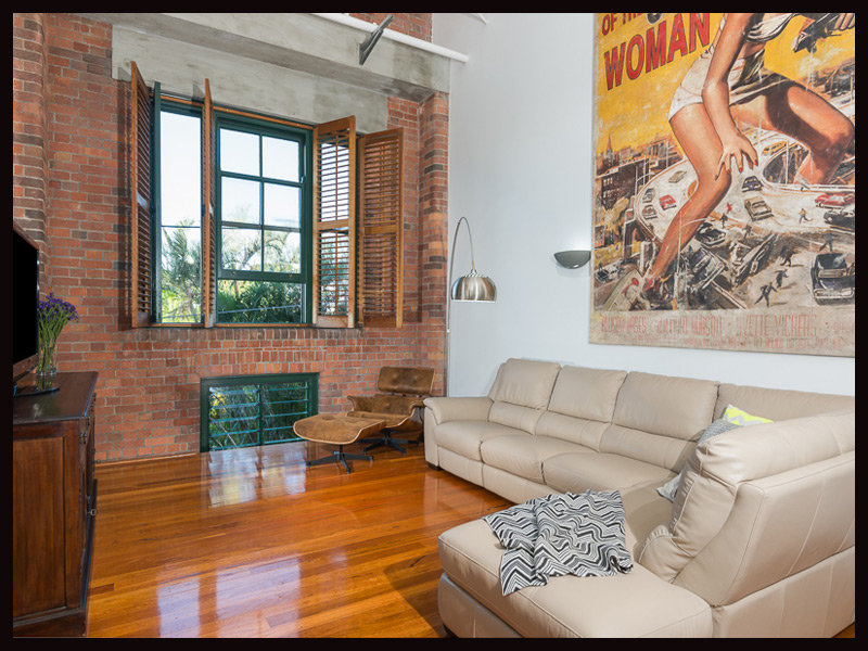Top Floor/241  Arthur St, Teneriffe, Qld 4005