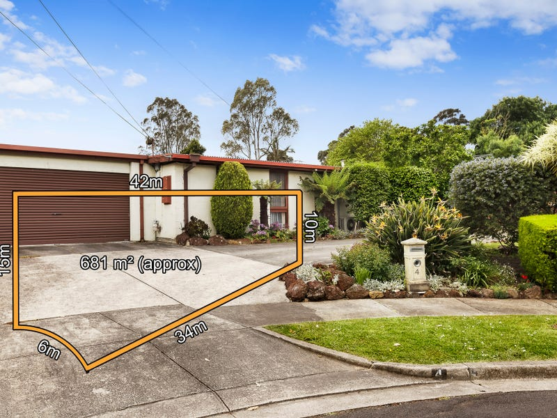 4 Rhubane Court, Blackburn, Vic 3130