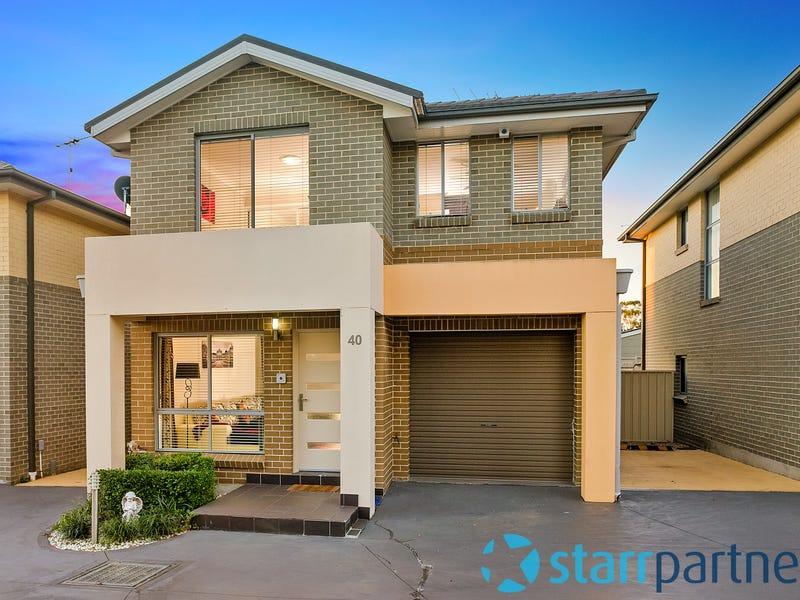 40/570 Sunnyholt Road, Stanhope Gardens, NSW 2768