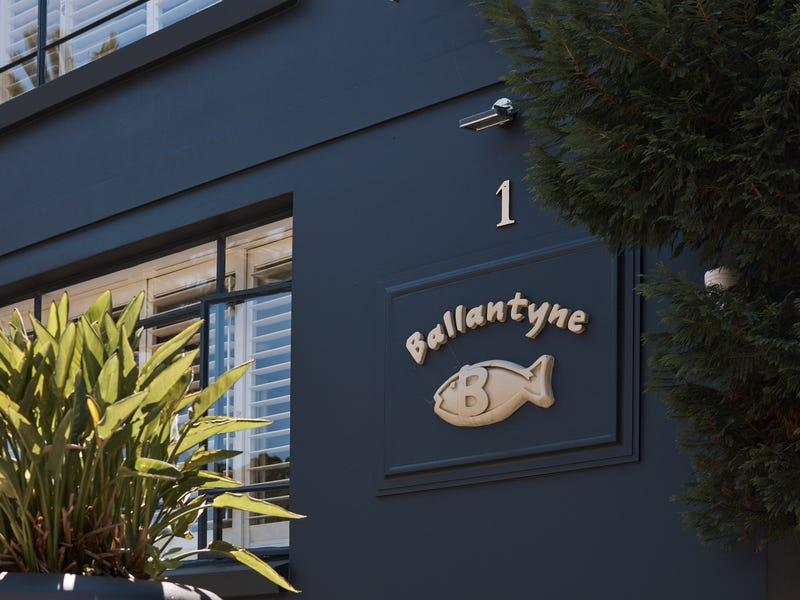 1 Ballantyne St, Mosman, NSW 2088