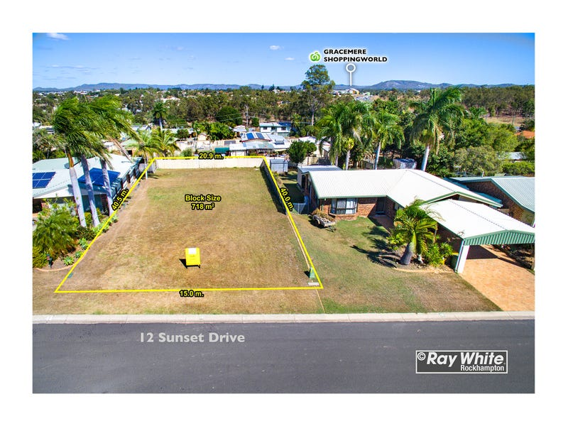 12 Sunset Drive, Gracemere