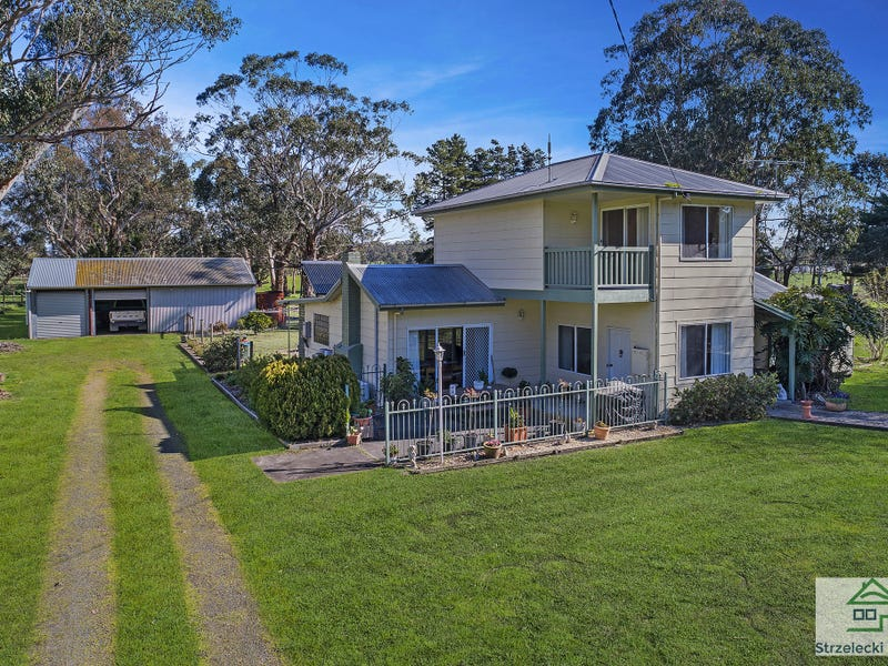 4278 Old Sale Rd, Westbury, Vic 3825
