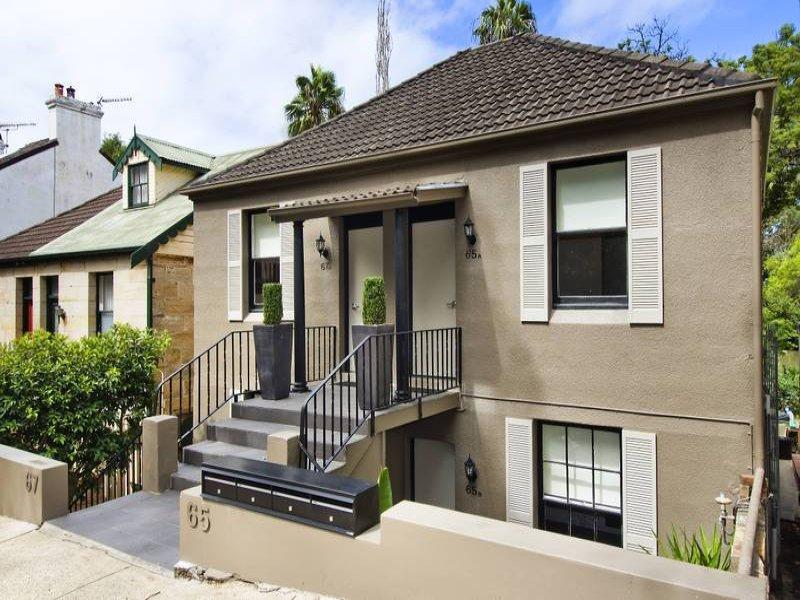 65-67 Broughton Street, Kirribilli, NSW 2061
