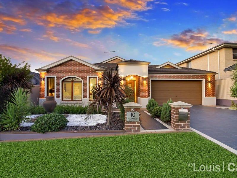 10 Honeyeater Cres, Beaumont Hills, NSW 2155