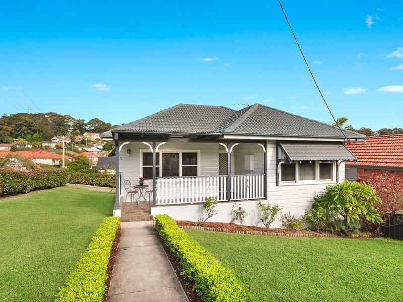 1 Orana Crescent, Adamstown Heights, NSW 2289