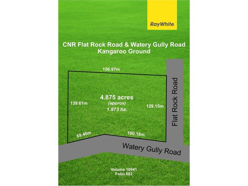 Corner Flat Rock Road & Watery Gully Road, Kangaroo Ground, Vic 3097