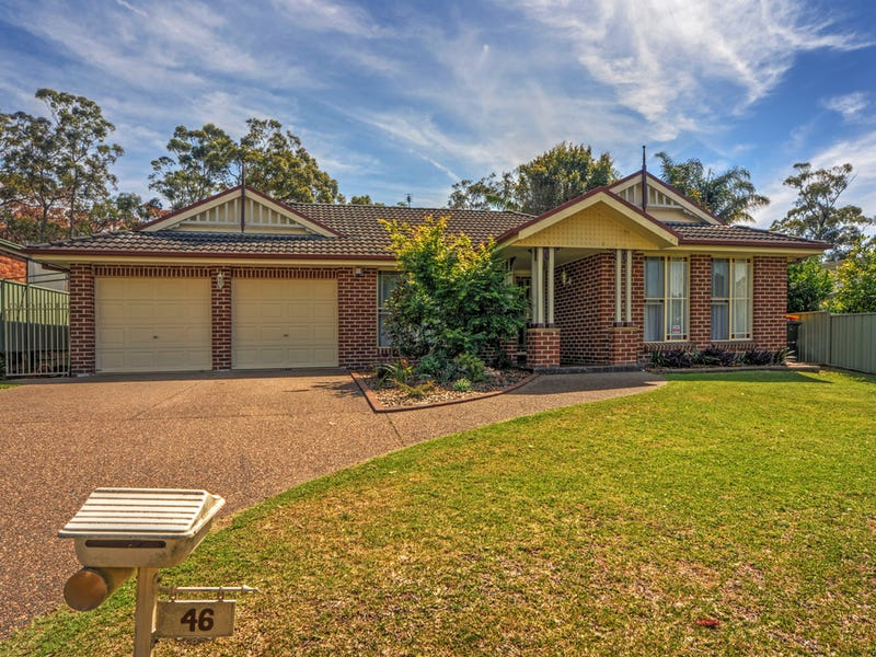46 Lydon Crescent, West Nowra, NSW 2541
