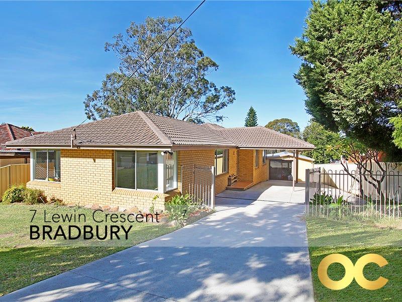 7 Lewin Crescent, Bradbury, NSW 2560