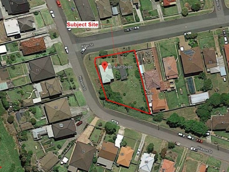 32 Lot 1/2 Allan Street, Port Kembla, NSW 2505