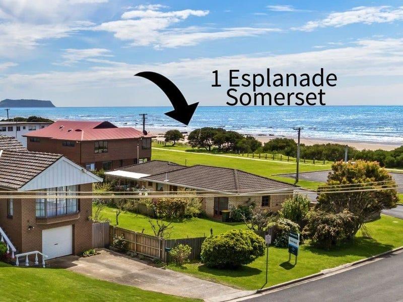 1 Esplanade, Somerset, Tas 7322
