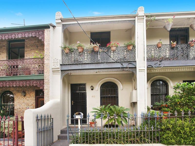40 Sydney Street, Erskineville, NSW 2043